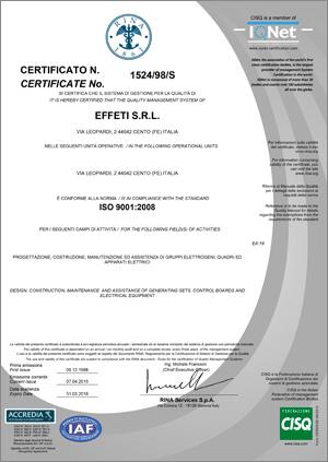 ISO9001_2008_CISQ_RINA_CERTIFICATE_2