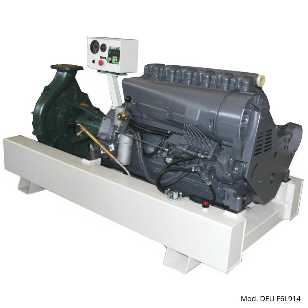 PUMPS DEU F6L914   Power Generators Production   Ferrara