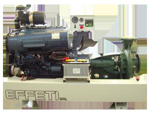 Motopompa Serie GMP-4105TE2