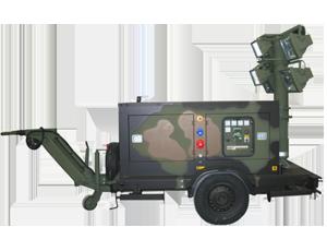 Mod. TF15 MIL 15kVA